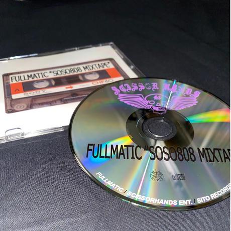 FULLMATIC[SOSO808 MIXTAPE]-CD-