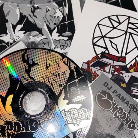 DJ PANASONIC [CHRONO CHROME]-CD-