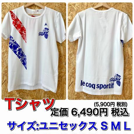 【限定ルコックコラボウエア】ランニング・Tシャツ(ユニセックスサイズ)