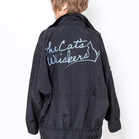 SOLOMON×Paradox Live TRACK JACKET - The Cat's Whiskers