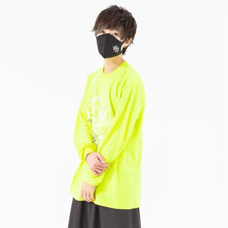 yuinon×42 Graphic L/S (Yellow)