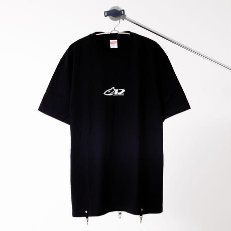 鮫島水産×42 - LOOP CLUTCH T-SHIRTS A
