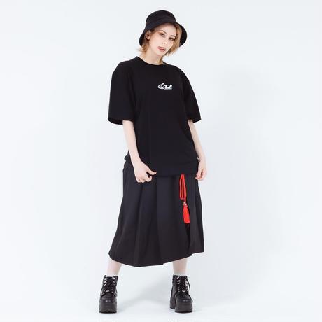 鮫島水産×42 - LOOP CLUTCH T-SHIRTS C