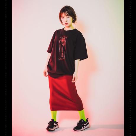 42 - Logo Slit Skirt