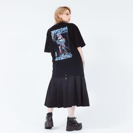 鮫島水産×42 - LOOP CLUTCH T-SHIRTS B
