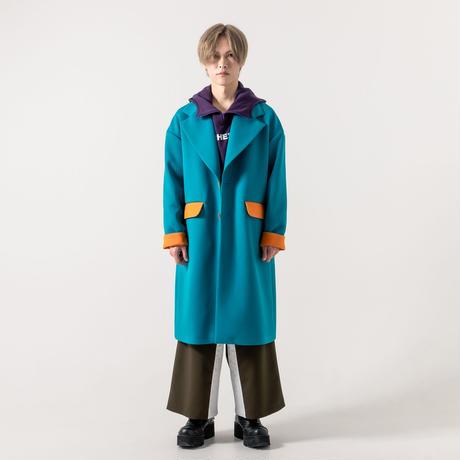 42 - Drop Shoulder Chester Coat