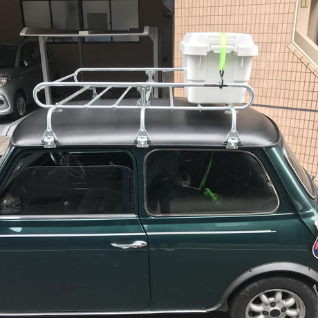 ローバーミニ用 ルーフキャリア 「送料無料」Rover mini