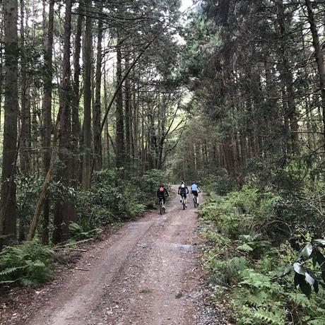 ATT-Bikepacking(THE GRAVEL)