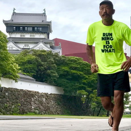 RUNNING IS FOR WHAT「送料無料」