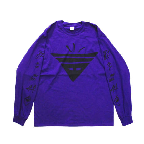 DISKAH + niche. / Diamond L/S T-Shirts