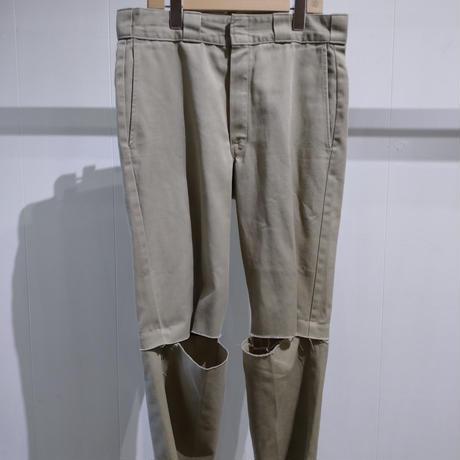 OLDPARK  2WAY PANTS-DICKIES ''Beige''