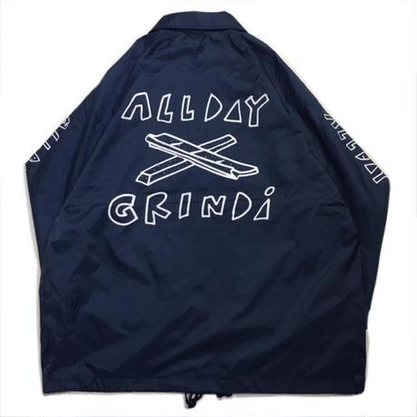 DISKAH+niche. ALL DAY GRIND! WIND BREAKER