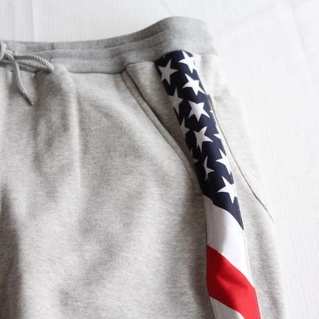 apoidea / Flag Sweat Pants
