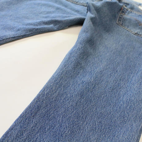 "old park / Slit Jeans  ""Type C"""