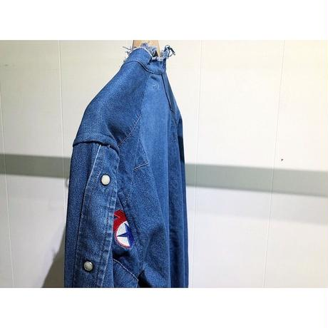 "OLDPARK / Riders shirt #Denim western""A"" /  size:L"