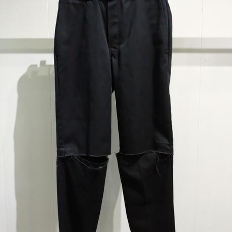 OLDPARK  2WAY PANTS-DICKIES ''Black''