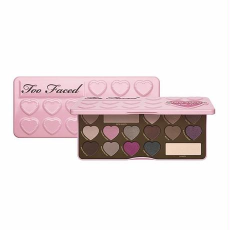 Too Faced Chocolate Bon Bons (ピンク) アイシャドウパレット