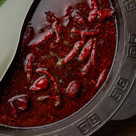 麻辣火鍋底料(火鍋スープの素)