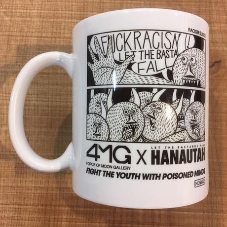 4MG×HANAUTAH マグカップ