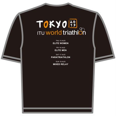 ドライTシャツ(黒)