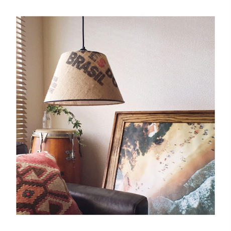 Travel Coffee Pendant Lamp 【PLAIN】