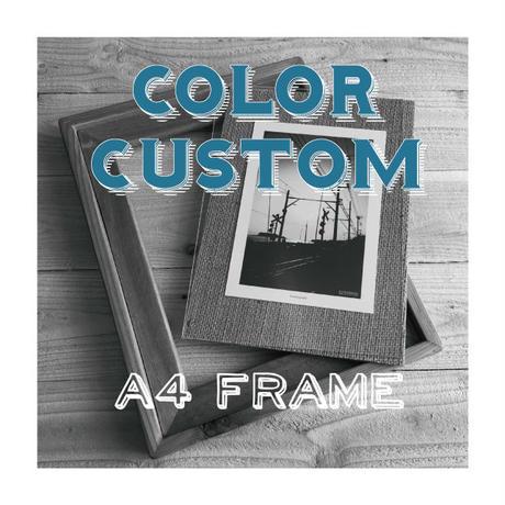Drift Frame Color Custom【 A4 】