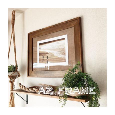 Drift Frame【 A2 / GOLDEN OAK 】