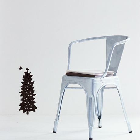 インテリアステッカー ウォールデコ 「もみの木」