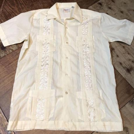 70s キューバシャツ Guayabera shirts!