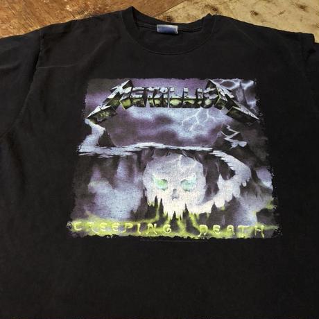 00's メタリカ metalica Tシャツ!