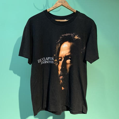 90s アメリカ製 ERIC CLAPTON エリック クラプトン  JORNYMAN ツアー Tシャツ!