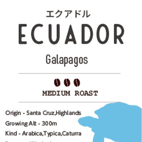 【LIMITED】ECUADOR - Galapagos