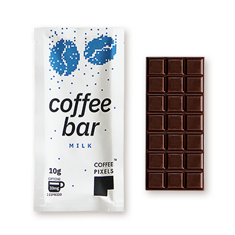 COFFEE PIXELS - ミルク