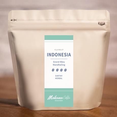 【100g】INDONESIA ‐Grand Bleu Mandheling