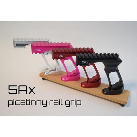 5Ax PICATINNY RAIL GRIP