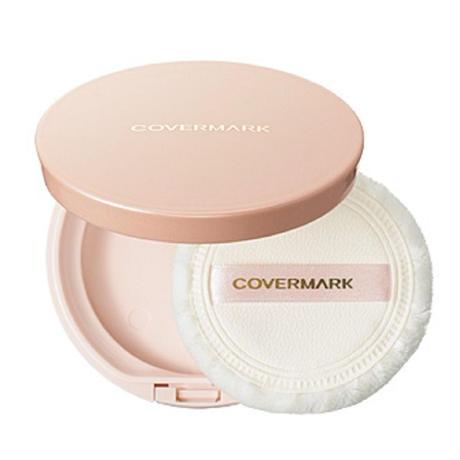 カバーマーク COVERMARK モイストルーセント プレストパウダー 3色(ピンク P ナチュラル N モイストアップ V )12g<粉おしろい メイクアップ コスメ>