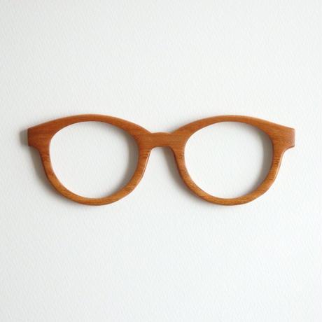 クワの調整眼鏡 / Wood Fit Regulator 'Mulberry'