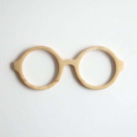 ゲッケイジュの調整眼鏡 / Wood Fit Regulator 'Laurel'