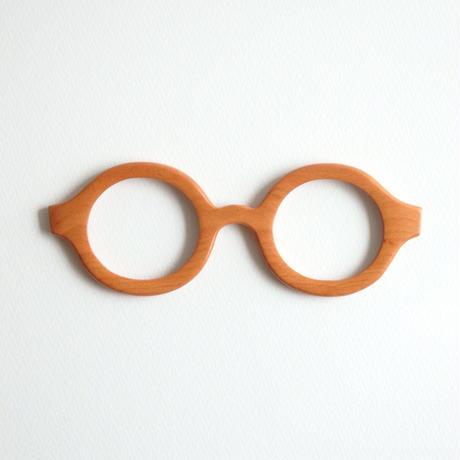 ウメの調整眼鏡 / Wood Fit Regulator 'Ume'