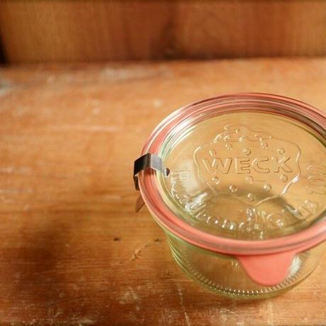WECK クリップ&パッキンセットL
