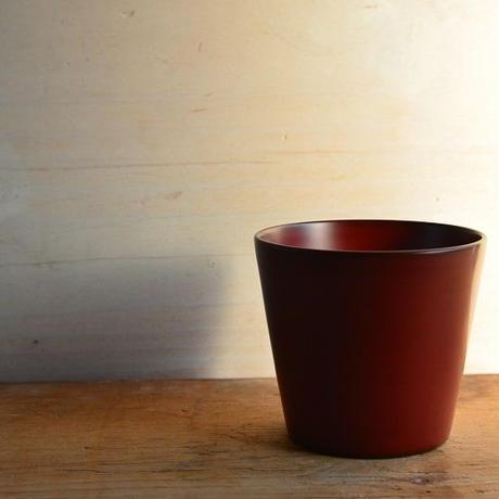 小林慎二さん コーヒーカップ(赤)
