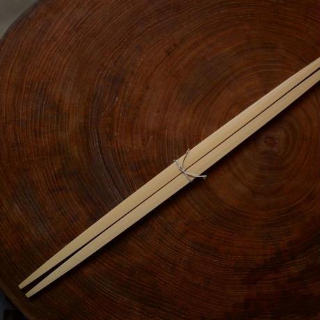 白竹の両細箸 Babaghuri