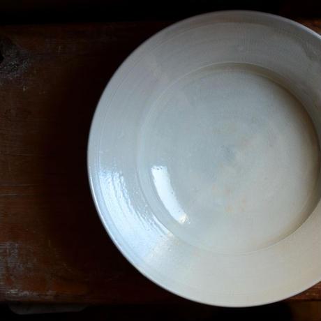 長野大輔さん 半磁器8寸鉢