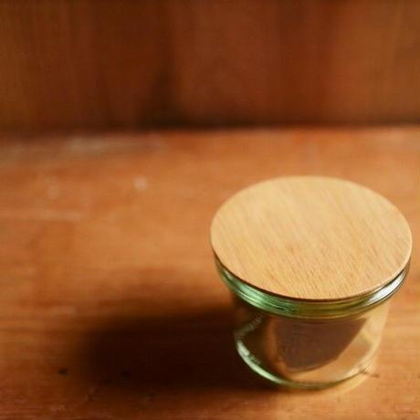 WECK FLAT TOP WOODEN LID(木の蓋)S