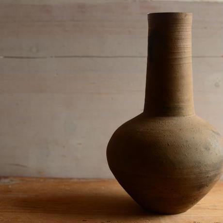 沼田智也さん 陶胎漆器 花器