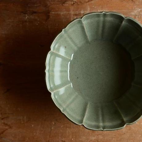 関口憲孝さん  青磁蓮5寸鉢
