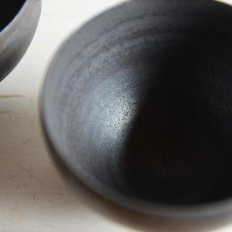 西村峰子さん 汲み出し (黒)