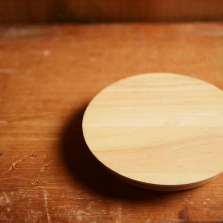 WECK FLAT TOP WOODEN LID(木の蓋)L
