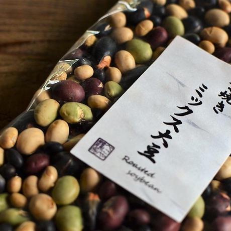 べにや長谷川商店 素焼きミックス大豆