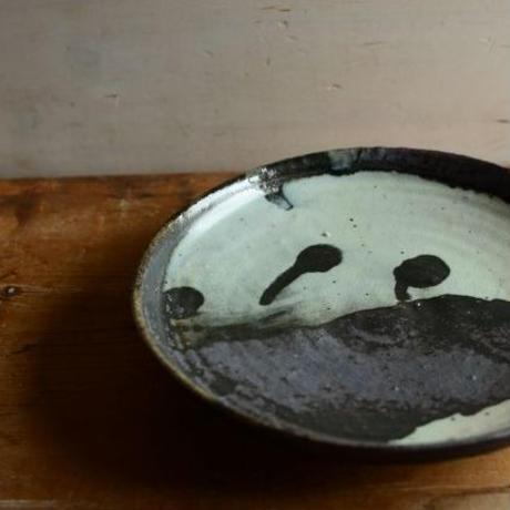 内田好美さん 6寸皿